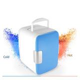 Mini Refrigerador Portátil / Mini Frigobar Para Auto
