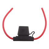 Cable De Fusibles 18 Awg Para Mini Fusibles Automotriz 60a