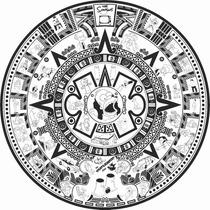Calendario Azteca Vectores.Vectores Calendario Azteca Marvel Star Wars Y Simpsons En