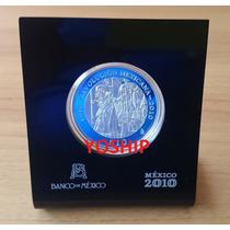 Moneda Adelita Soldadera Bicentenario Banxico Nueva 2010