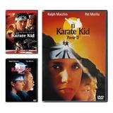 El Karate Kid Trilogia Peliculas Originales Dvd