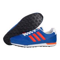 2a234b9f5a Tenis adidas Hombre City Racer Clasicos Casuales Sportlife O en ...
