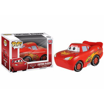 Rayo Mcqueen Funko Pop Cars Disney Mc Queen Mate Pixar