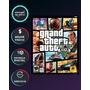 Grand Theft Auto V - Gta 5 - Código Digital [pc]