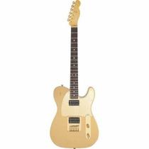 Guitarra Squier J5 Tele Frost Gold