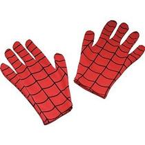 Disfraz Marvel Spiderman Guantes Niño Traje Accesorio Talla