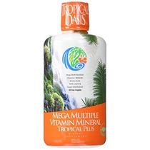Oasis Tropical Mega Plus - Líquido Suplemento Multivitamínic