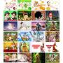 Plantillas Para Fotomontajes De Niños (psd + Jpg)