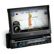 Stereo Boss Audio Bv9980nv In-dash Single-din 7-inch Motoriz