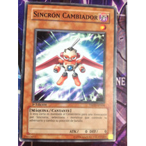 Changer Synchron - Tshd-en004 - Common