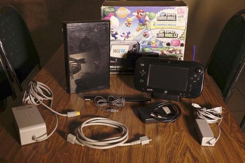 Nintendo Wii U Completo + Juegos Digitales