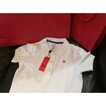 Playera Polo Carolina Herrera! Originales