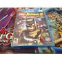 Lego Batman 2 Dc Super Heroes.     Wii U
