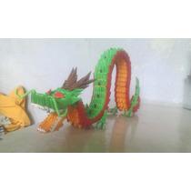 Dragon Shen Long De Origmi En 3d
