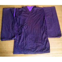 Kimono- Yukata- Haori- Algodón 100%