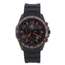 Reloj Casio Edifice Efr-516-1b4 Analogo Crono Fechador Wr100