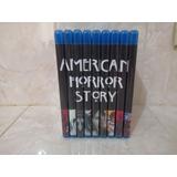 American Horror Story Serie Completa Español Latino Bluray
