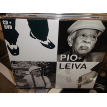 Pio Leiva Cd + Dvd Sellado Digipak