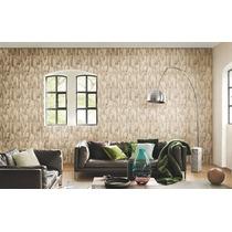 Tapiz Decorativo Estilo Madera Con Textura, Lavable