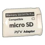 Adaptador Ps Vita Micro Sd Sd2vita 5.0 Playstation Vita
