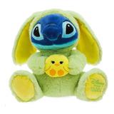 Disney Store Peluche Stitch Conejo De Pascua 32 Cm, 2019.