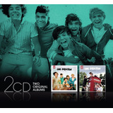 One Direction Up All Night + Take Me Home 2 Discos Cd Nuevo