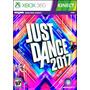Just Dance 2017 Xbox 360 Nuevo