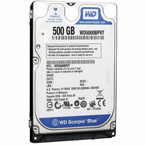 Disco Duro De 500 Gb 2.5 Sata Laptop Acer 5735
