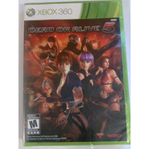 Dead Or Alive 5 - Xbox 360 - Game Freaks