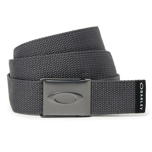 fd612079a Cinturon Oakley Original Hombre Ellipse Web Belt
