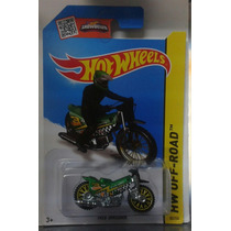 2013 Hot Wheels Hw Off-road Tred Shredder