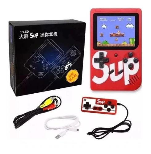 Consola Sup Con Control 400 Juegos Game Box