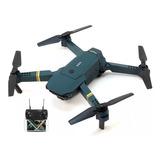 Drone Plegable Rc S168 Wifi Cámara 2mp Angulo Amplio Fpv