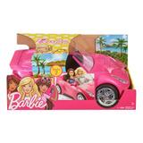 Barbie, Coche Convertible