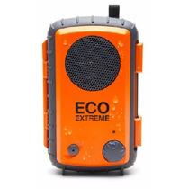 3.5mm Eco Extreme Caja Del Altavoz Portátil Impermeable Aux