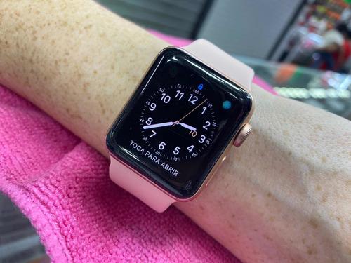 Apple Watch Serie 3 De 38mm Punto Rojo