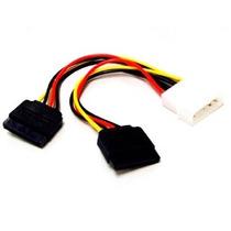 Paq. C/5 - Dtc - B-robotix - Cable Corriente Interno Sata Do