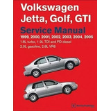 Manual De Taller Y Diagramas Eléctricos Jetta/golf A4 Vr6