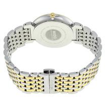 73c34c14e2d2 Reloj Mido Baroncelli M0096102201300 Acero Plateado dorado en venta ...