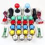 Inicia Eg 2 Player Classic Arcade Kit De Bricolaje Codificad