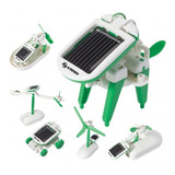 Kit Solar 6 En 1 Para Armar   |  K-555 Steren