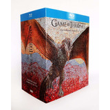 Game Of Thrones Juego De Tronos 6 Temporadas Boxset Blu-ray