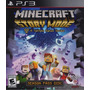 Minecraft Story Mode Juego Playstation 3 Ps3 Nuevo En Karzov
