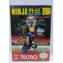 Ninja Gaiden Ii Nintendo Nes Nuevo Retromex Tcvg