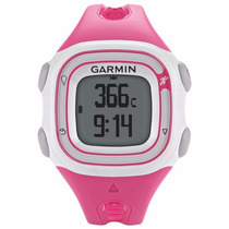 Reloj Gps Garmin Forerunner 10 Color Rosa Entrenador Pesonal