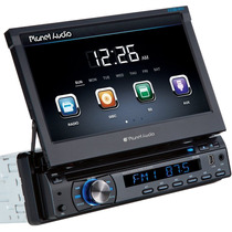 Estereo Planet Audio 7 Pulg Touch Mp3. Sd Usb Camara Dvd