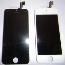 Pantalla Lcd Y Touch Retina Iphone 5 5s 5c + Regalo
