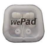 Audifono Wpad 3.5 Blanco Celular Tableta Audio