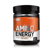 Optimum Nutrition Amino Energy Orange Refrigerador De 65 Por