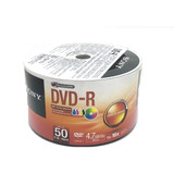 Sony Dvd-r Printable Full Face Bco 50 Pzas Leer Descripción